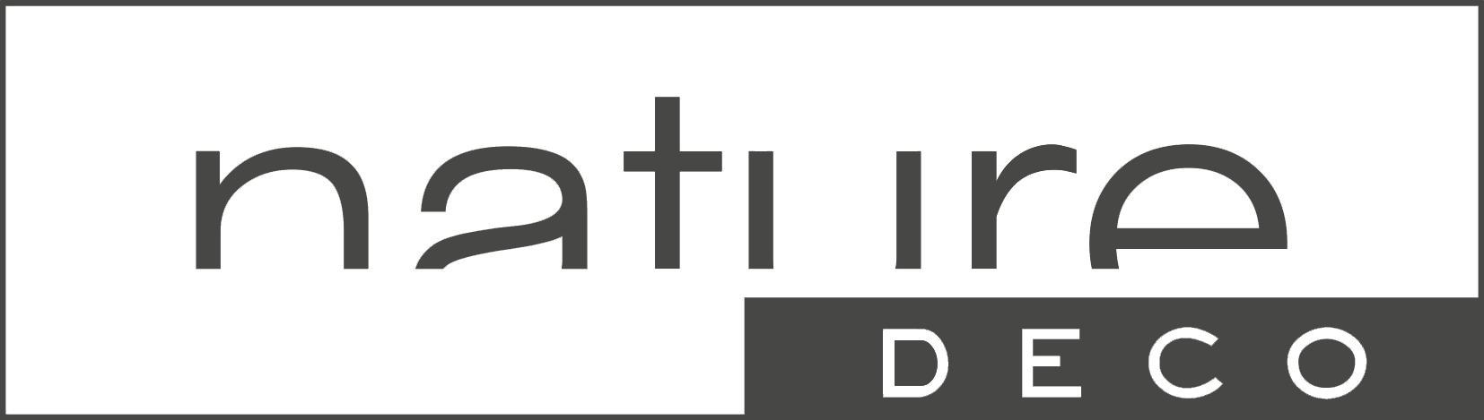 Logo Nature Deco_grau